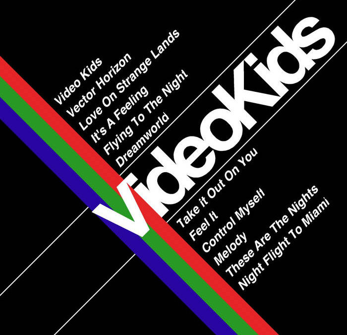 Coming up over the Vector Horizon – Video Kids and their debut album release